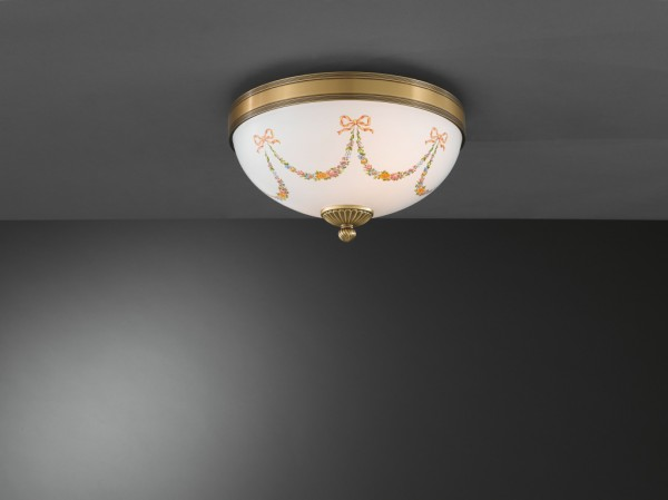 Ceiling lamp Bronze Art PL.8000/2