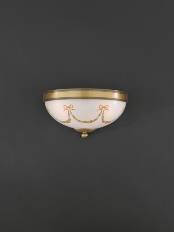 Applique Bronzo Arte A.8010/2