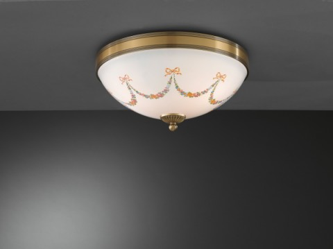 Ceiling lamp Bronze Art PL.8000/3