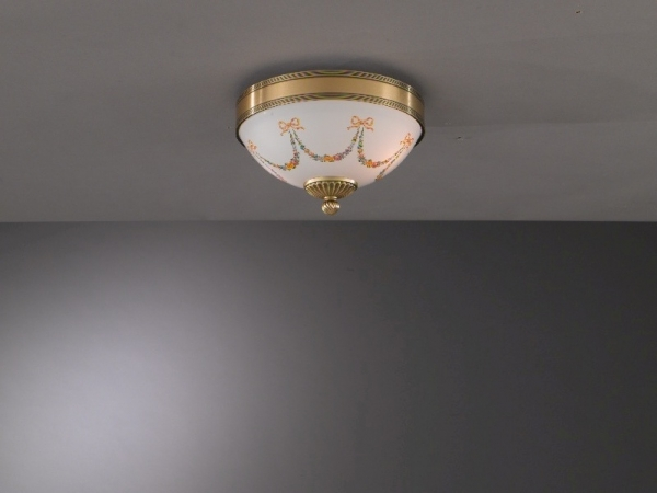 Ceiling lamp Bronze Art PL.8010/2