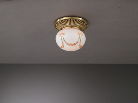Ceiling lamp Bronze Art PL.8010/1